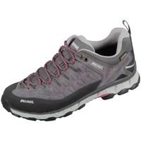 Sapatos Mulher Sapatilhas Meindl Lite Trail Gtx Cinzento