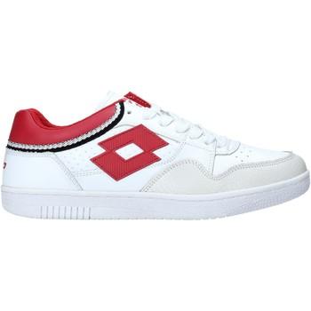 Sapatos Homem Sapatilhas Lotto L55816 Branco
