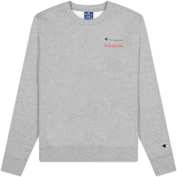 Textil Mulher Sweats Champion 114712 Cinzento