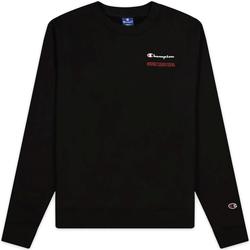 Textil Mulher Sweats Champion 114712 Preto