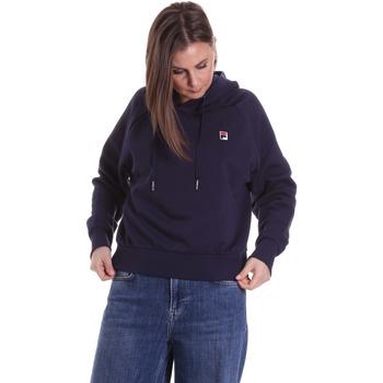 Textil Mulher Sweats Fila 687272 Azul