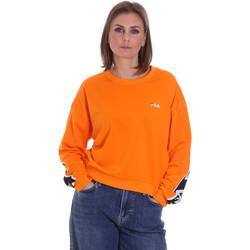 Textil Mulher Sweats Fila 687693 Laranja