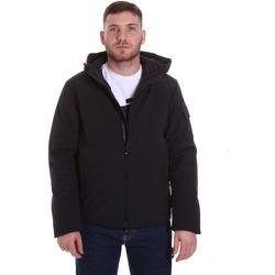 Textil Homem Jaquetas Refrigiwear RM8G09800XT2429 Preto