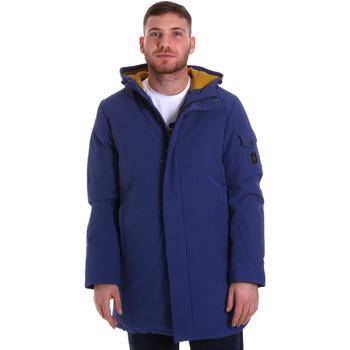 Textil Homem Parkas Refrigiwear RM8G09900XT2429 Azul