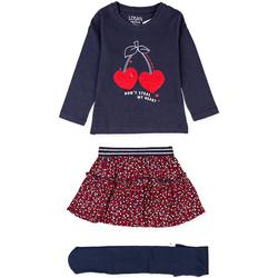 Textil Rapariga Conjunto Losan 026-8023AL Azul
