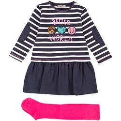 Textil Criança Conjunto Losan 026-8031AL Azul
