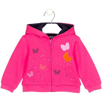 Textil Rapariga Sweats Losan 028-6017AL Rosa