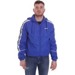 Textil Homem Jaquetas Fila 687701 Azul