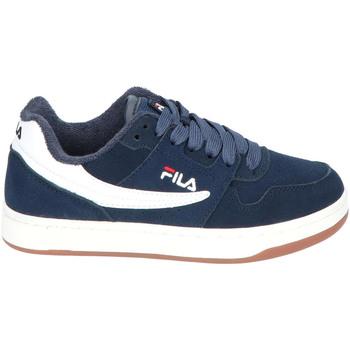 Sapatos Criança Sapatilhas Fila 1011083 Azul