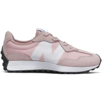 Sapatos Criança Sapatilhas New Balance NBYH327CKC Rosa
