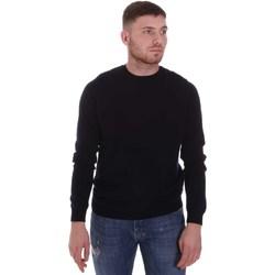 Textil Homem camisolas Antony Morato MMSW01125 YA400131 Azul