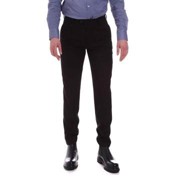 Textil Homem Calças Antony Morato MMTR00589 FA600196 Preto