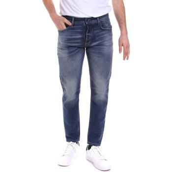 Textil Homem Calças de ganga Antony Morato MMDT00251 FA750287 Azul