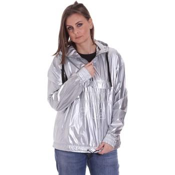 Textil Mulher Casacos  Fila 683202 Prata