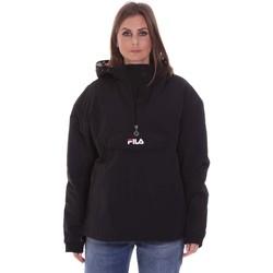 Textil Mulher Casacos  Fila 687979 Preto