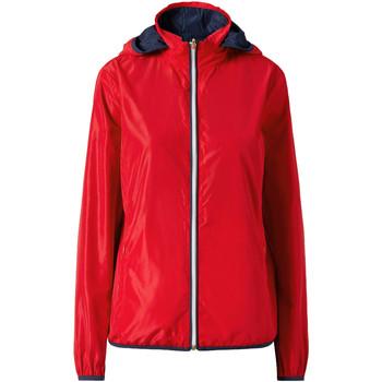 Textil Mulher Jaquetas Ea7 Emporio Armani 3ZTB03 TN18Z Vermelho
