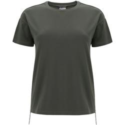 Textil Mulher T-Shirt mangas curtas Freddy F0WSDT5 Verde