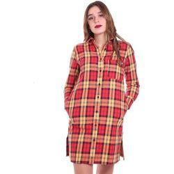 Textil Mulher camisas Dickies DK0A4X6GFR01 Vermelho