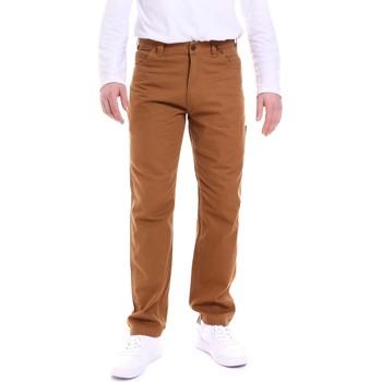 Textil Homem Calças Dickies DK121172BD01 Castanho