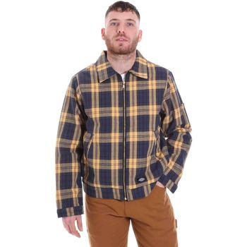 Textil Homem Jaquetas Dickies DK0A4X6QAF01 Azul