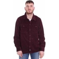 Textil Homem Camisas mangas comprida Dickies DK0A4X5WMR01 Vermelho