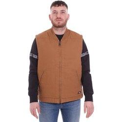 Textil Homem Casacos de malha Dickies DK0A4X8UBD01 Castanho