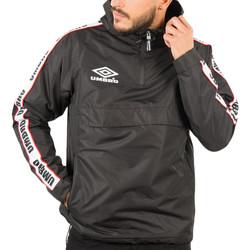 Textil Mulher Casacos/Blazers Umbro  Preto