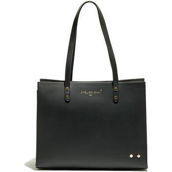 Malas Mulher Cabas / Sac shopping Atelier Enai CANDI NOIR
