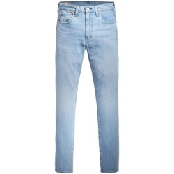 Textil Homem Calças de ganga slim Levi's - Jeans 512 28833-0656 L30 BLU