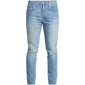 Textil Homem Calças de ganga slim Levi's - Jeans 28833-0893 L32 BLU