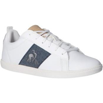 Sapatos Criança Multi-desportos Le Coq Sportif 2110077 COURTCLASSIC GS Blanco