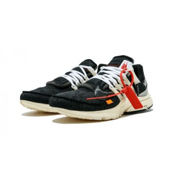 Sapatos Sapatilhas Nike Air Presto x Off-White Og Black Black