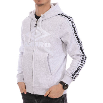 Textil Homem Sweats Umbro  Cinza