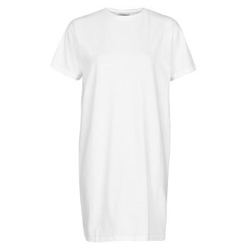 Textil Mulher T-Shirt mangas curtas Yurban OKIME Branco