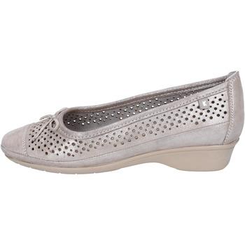 Sapatos Mulher Sabrinas Kelidon Sapatilhas BJ347 Prata