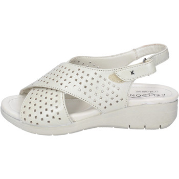 Sapatos Mulher Sandálias Kelidon Sandálias BJ352 Bege