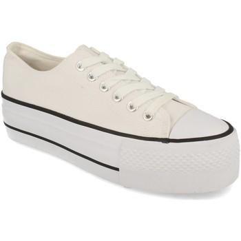 Sapatos Mulher Sapatilhas Tony.p ABX026 Blanco