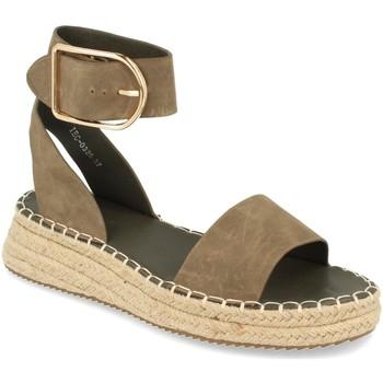 Sapatos Mulher Sandálias Buonarotti 1EC-0138 Verde