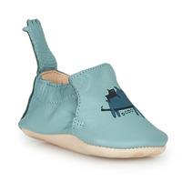 Sapatos Criança Chinelos Easy Peasy BLUMOO Castanho / Couro