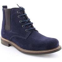 Sapatos Mulher Botas baixas Cheergo L Boot CASUAL Azul