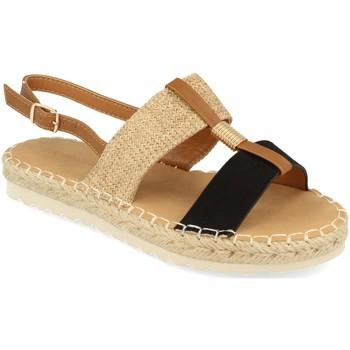 Sapatos Mulher Sandálias Buonarotti 1FB-1075 Negro