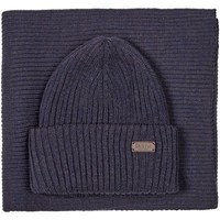 Acessórios Mulher Gorro Barbour - Sciarpa/cappello blu MGS0019-NY31 BLU