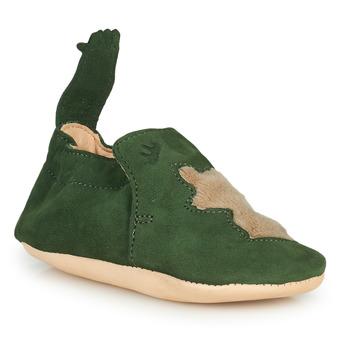 Sapatos Criança Chinelos Easy Peasy BLUMOO RENARD Pinheiro / Couro