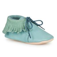 Sapatos Criança Chinelos Easy Peasy MEXIMOO Cinzento / Couro