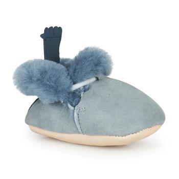 Sapatos Criança Chinelos Easy Peasy MINIMOO Ganga / Couro