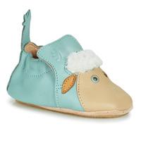 Sapatos Criança Chinelos Easy Peasy BLUBLU MOUTON Mist