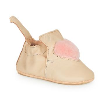 Sapatos Criança Chinelos Easy Peasy BLUBLU COEUR Areia / Concha