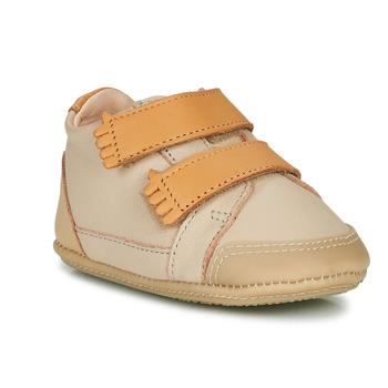 Sapatos Criança Chinelos Easy Peasy IRUN B Areia / Concha