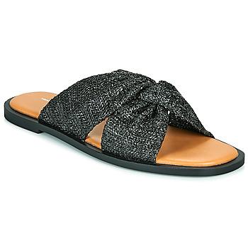 Sapatos Mulher Chinelos Vanessa Wu ANELLE Preto