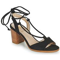 Sapatos Mulher Sandálias San Marina ANANDO/VEL Preto
